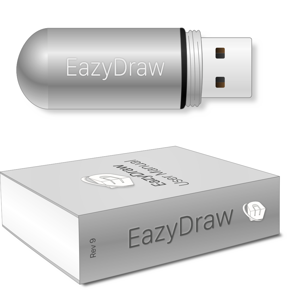 EazyDraw Flash with documentation